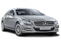 Mercedes-Benz CLS-klass C218